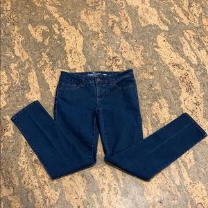 Faded glory jeans size 6 EUC STRETCH JEANS